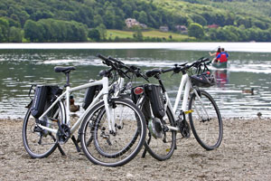 Lake District Electric Bikes at Betty Fold Tea Room