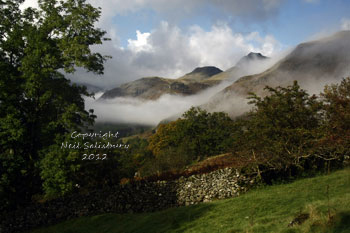 Great Langdale Photographs by Betty Fold Gallery