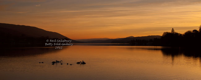 Coniston Photography by Neil Salisbury Betty Fold Gallery Hawkshead Cumbria