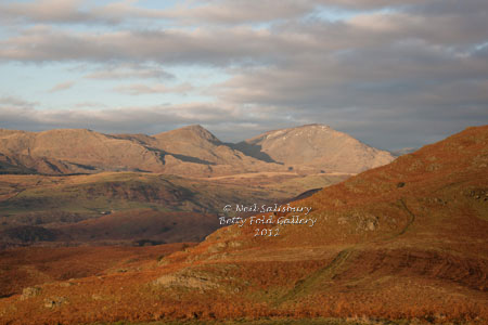 Coniston Fells Photography by Betty Fold Gallery