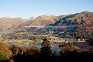 Grasmere fells photography by Betty Fold Gallery Hawkshead Hill Cumbria