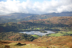 Photographs of Grasmere by Betty Fold Gallery Hawkshead Cumbria