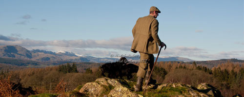 Gundogs and Keeper photographs by Betty Fold Gallery